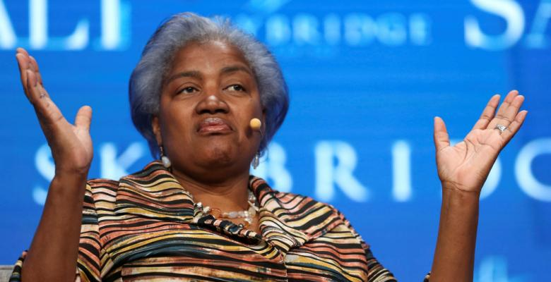Donna Brazile: Clinton Took Over The DNC