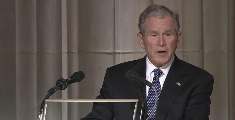 Hundreds of Former George W. Bush Administration Officials Join Group Backing Joe Biden