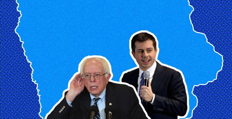 Iowa Democrats Release 71% of Caucus Results Showing Buttigieg, Sanders Way Ahead of Biden
