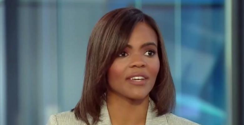 Candace Owens Gets A Shout Out From Donald Trump