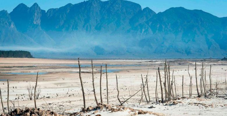 Tapped Out: Cape Town Almost Officially Out Of Water