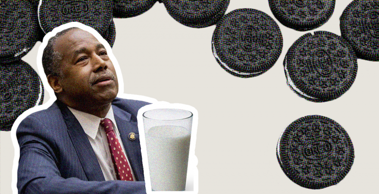 Trump Housing Chief Ben Carson Confuses Real Estate Term for 'Oreo' at Bizarre Hearing