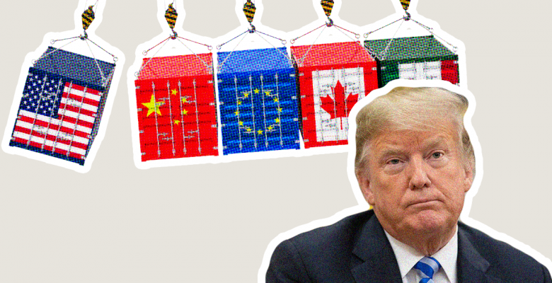 Trump's Trade War With China Could Slash Global GDP by $600 Billion Each Year