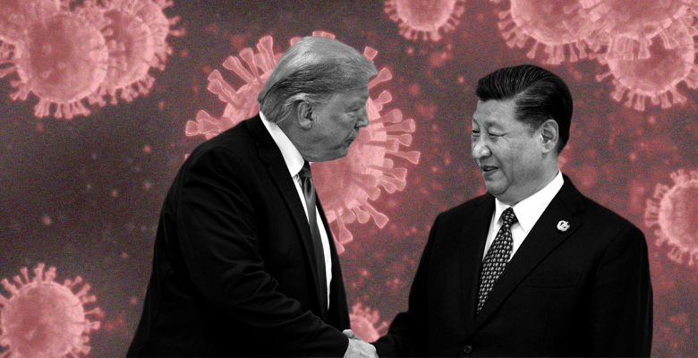 President Trump's Mistakes Do Not Absolve China of its Responsibility for the Coronavirus Pandemic