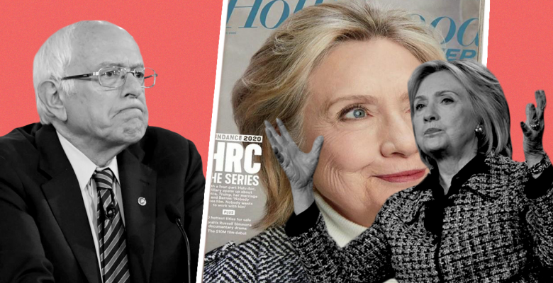 """Hillary Clinton Refuses to Say If She Will Back Bernie Against Trump: """"Nobody Likes Him"""""""