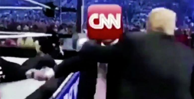 CNN Threatens To 'Dox' Private Citizen Over A Meme