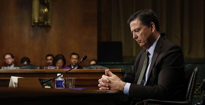 The Flurry Of Trump Firings Continues With James Comey