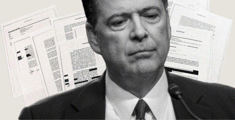 DOJ Inspector General Finds No Evidence Comey Committed a Crime, Says Memos Violated FBI Rules