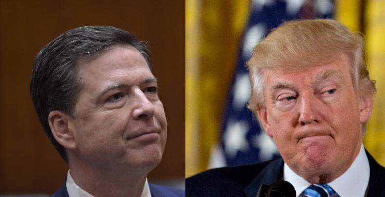 Comey Says No Evidence For Trump Wiretap Claims