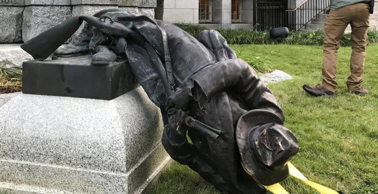 Should We Tear Down All the Statues?