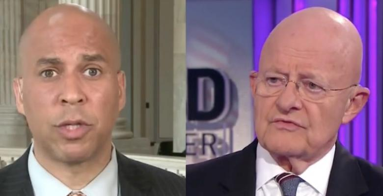 Florida Man Taken Into Custody as New Bombs Target Cory Booker, James Clapper
