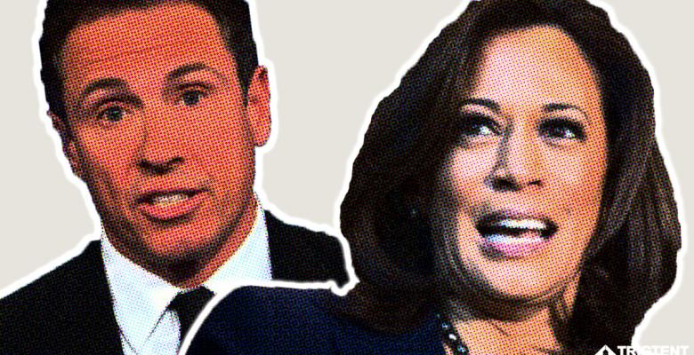 Chris Cuomo Wants Kamala Harris to Prove She Was Born in US Over New 'Birther' Conspiracy