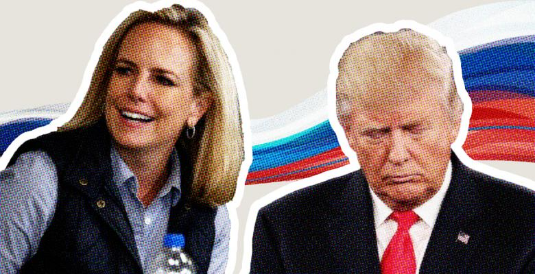 DHS Secretary Working to Defend 2020 Elections From Russia Was Warned Not to Tell Trump About It
