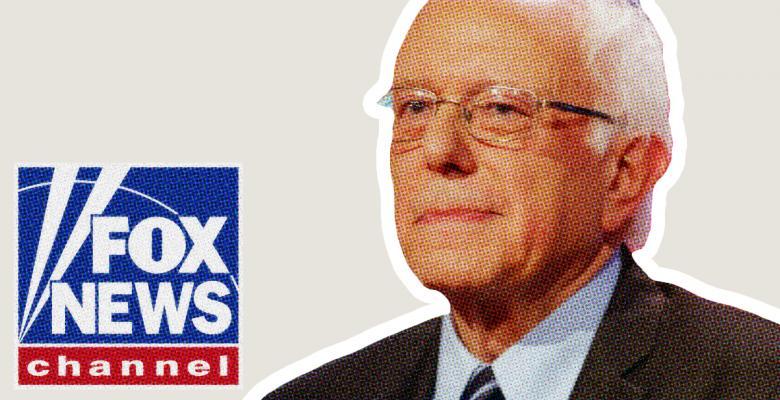 Bernie Sanders Goes On Fox To Attack Trump