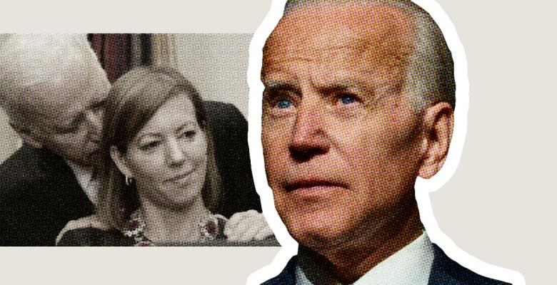 Joe Biden Accused of Inappropriate Touching, Kissing by Nevada Democrat