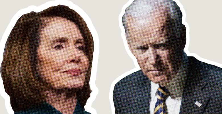 Nancy Pelosi Says Claims Against Joe Biden Not 'Disqualifying' After Second Woman Comes Forward