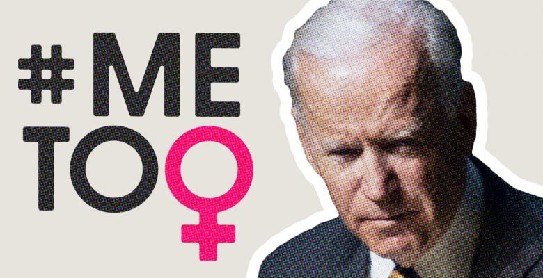 Joe Biden is Proof That #MeToo Isn't Just About Sexual Harassment