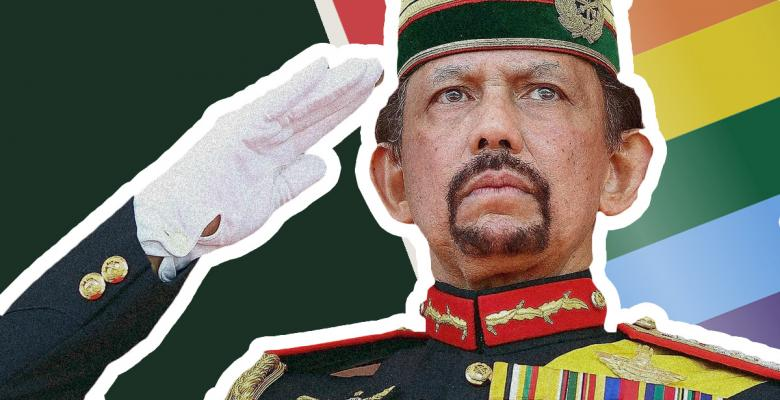 Brunei Enacts Strict Islamic Laws to Stone People to Death for Gay Sex and Adultery