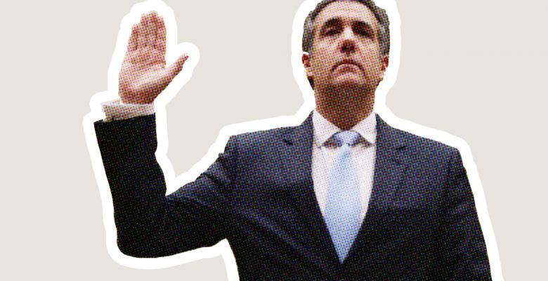 Michael Cohen Sought a Pardon, Possibly Contradicting His House Testimony