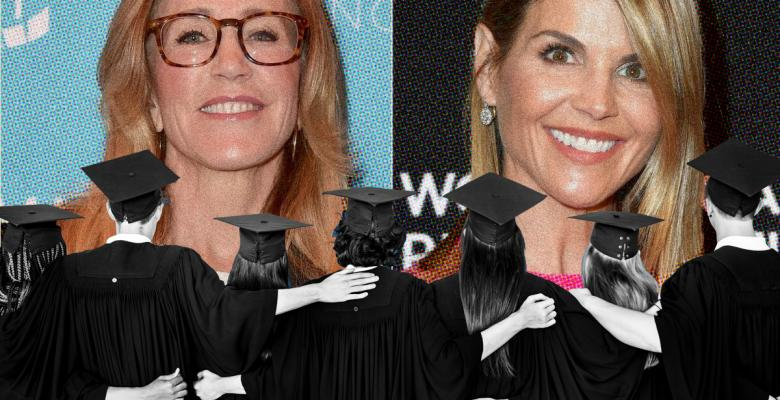 Felicity Huffman Raided by FBI Agents With Guns Drawn in College Admissions Bribery Scheme