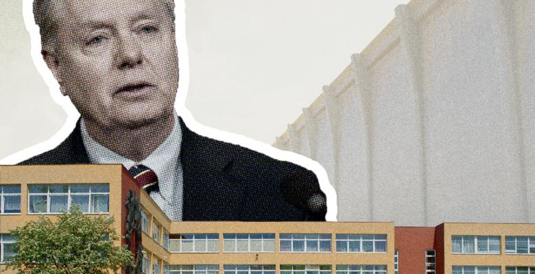Lindsey Graham: Kentucky Kids Need a Border Wall More Than They Need a School