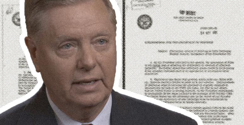 Lindsey Graham Blocks Unanimous Vote to Make Mueller Report Public to Demand Hillary Probe