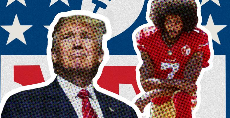 Trump Says in Super Bowl Interview That the NFL is Popular Again Because He Ended Protests