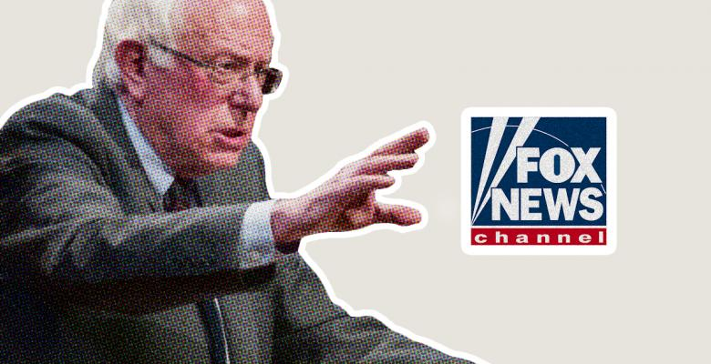 Bernie Sanders Will Hold a Tax Day Town Hall on Fox News