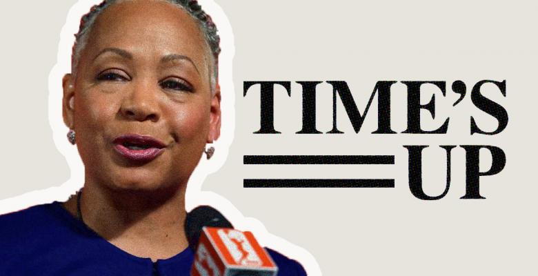 Time's Up CEO Lisa Borders Resigns After 4 Months Over Sexual Misconduct Claim Against Son