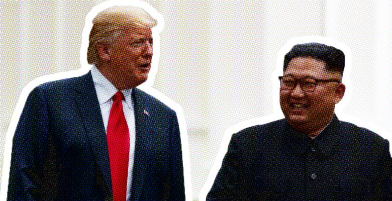 Trump Abruptly Cuts Kim Jong Un Summit Short, Leaves Early Without a Deal