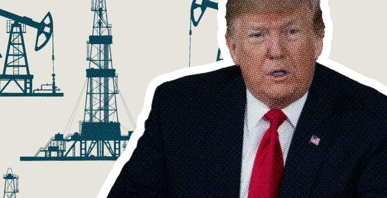 Trump Signs An Executive Order To Speed Up Oil And Gas Projects