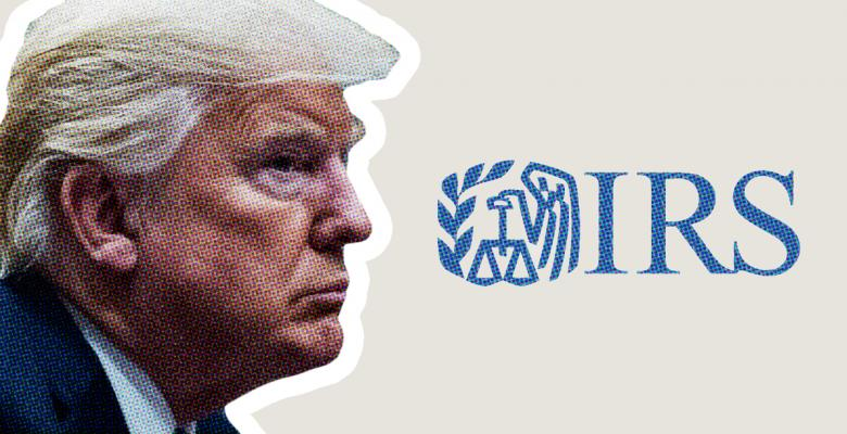 Trump Told GOP to Confirm Ex-Trump Org Lawyer as Chief IRS Counsel Before Dems Got Tax Returns