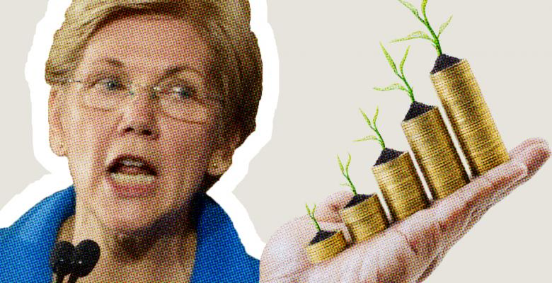 Elizabeth Warren Vows to Reject All Fundraisers and Phone Calls With Wealthy Donors