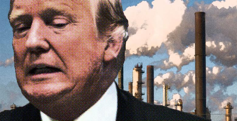 Air and Water: Trump's Impact on Environmental Damage