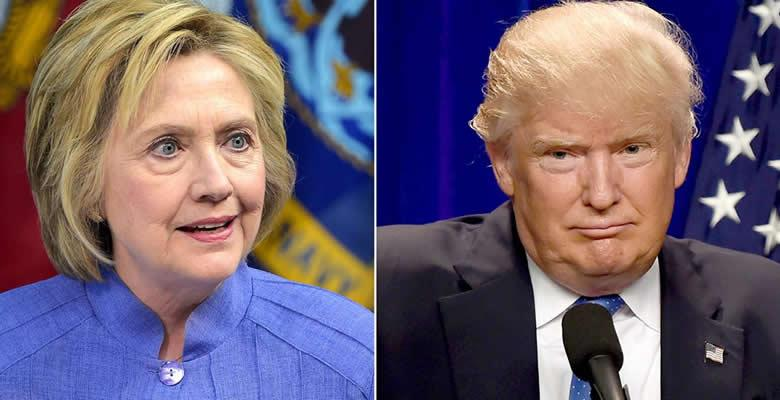 Election day is getting closer, and so are the polls between running presidential candidates