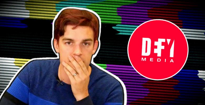 "Defy Media ""Stole $1.7 Million"" Owed to YouTubers After Shutdown"