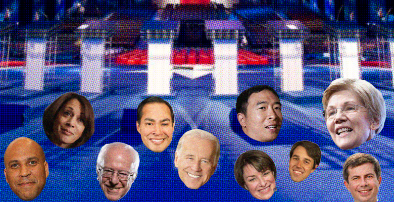 Next Dem Debate Appears to Be Set at 10 Candidates After Tom Steyer, Tulsi Gabbard Fall Short