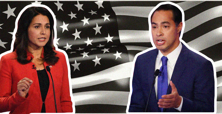 Google Searches For Tulsi Gabbard, Julian Castro Surge After First Democratic Debate