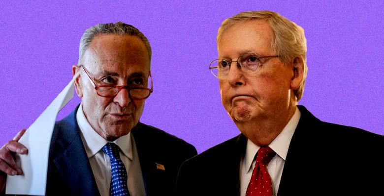 "Democrats Block GOP Coronavirus Stimulus Bill Over Corporate ""Slush Fund"""