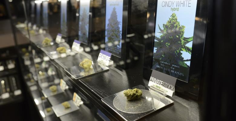 Study Shows Legal Weed Boosts Property Values, However...