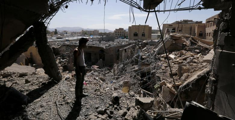 America Is Complicit In The Collapse Of Yemen