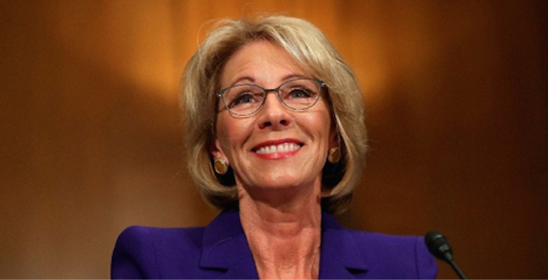 DeVos To End Full Debt-Relief For Defrauded Students