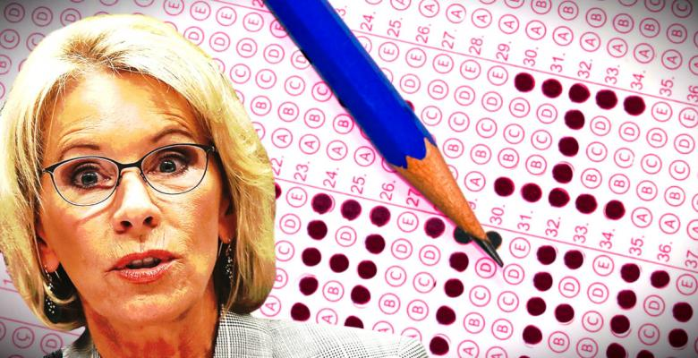 DeVos Launches Investigation Into Universities Tied to Admission Bribes