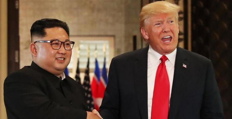 Critics Blast Trump After He Brags About His Meeting With Kim