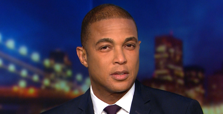 CNN Host Don Lemon: 'The Biggest Terror Threat in This Country is White Men'