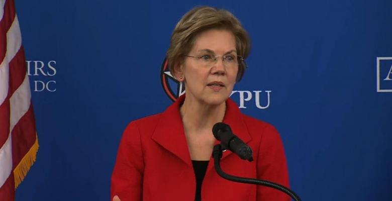 Elizabeth Warren Officially Launches 2020 Presidential Bid