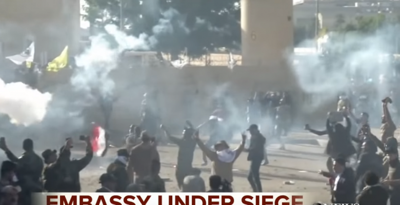 Nearly 5,000 Troops Expected to Deploy to Baghdad After Protesters Swarm Embassy