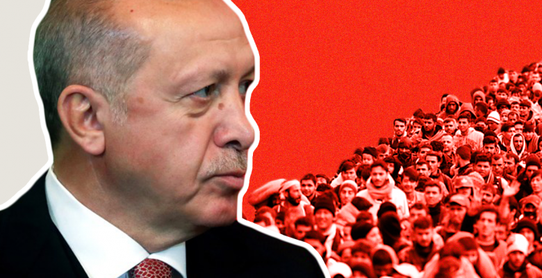 Turkey Threatens to Release Millions of Refugees Into Europe If They Criticize Syria Invasion
