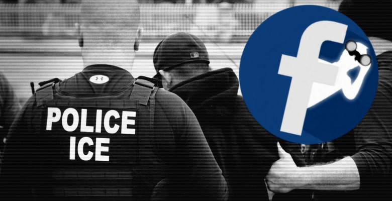 ICE Exploiting Private Facebook Data To Track Criminal Suspects