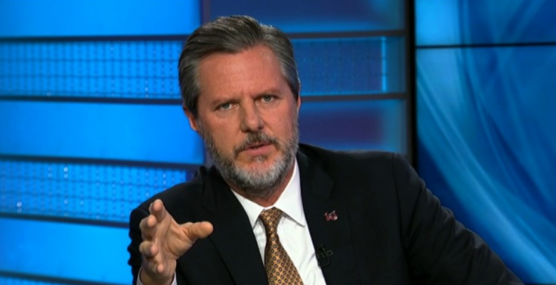 Liberty University to Pay Jerry Falwell Jr. $10.5 Million After He Resigns Over Sex Scandal